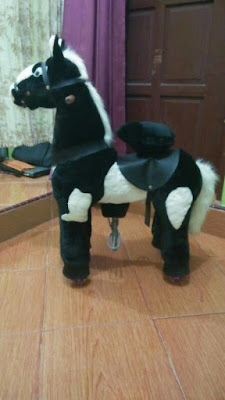Harga dan Spesifikasi Walking Animal / Kuda Mekanik / Pony Cycle Ukuran M Terbaru Agustus 2017