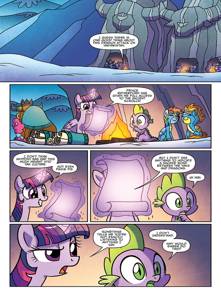 iTunes Preview for My Little Pony Comic #56 Arrives 1