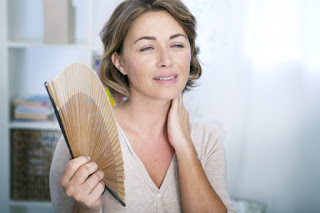 Herbal remedies for hot flashes.