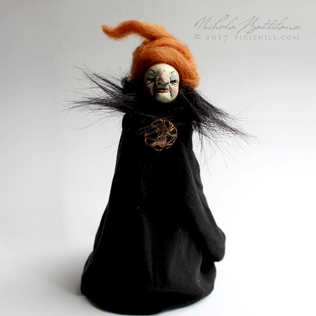 Witch Doll - Nichola Battilana