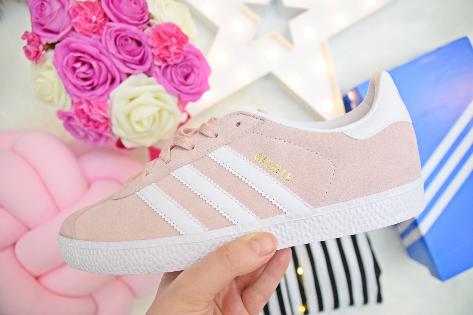 new design skate shoes amazing selection Footway Must - Have Buty Wiosenne Czyli Addias Gazelle ...