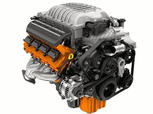 2018 Dodge Ram 1500 Hellcat Rumors