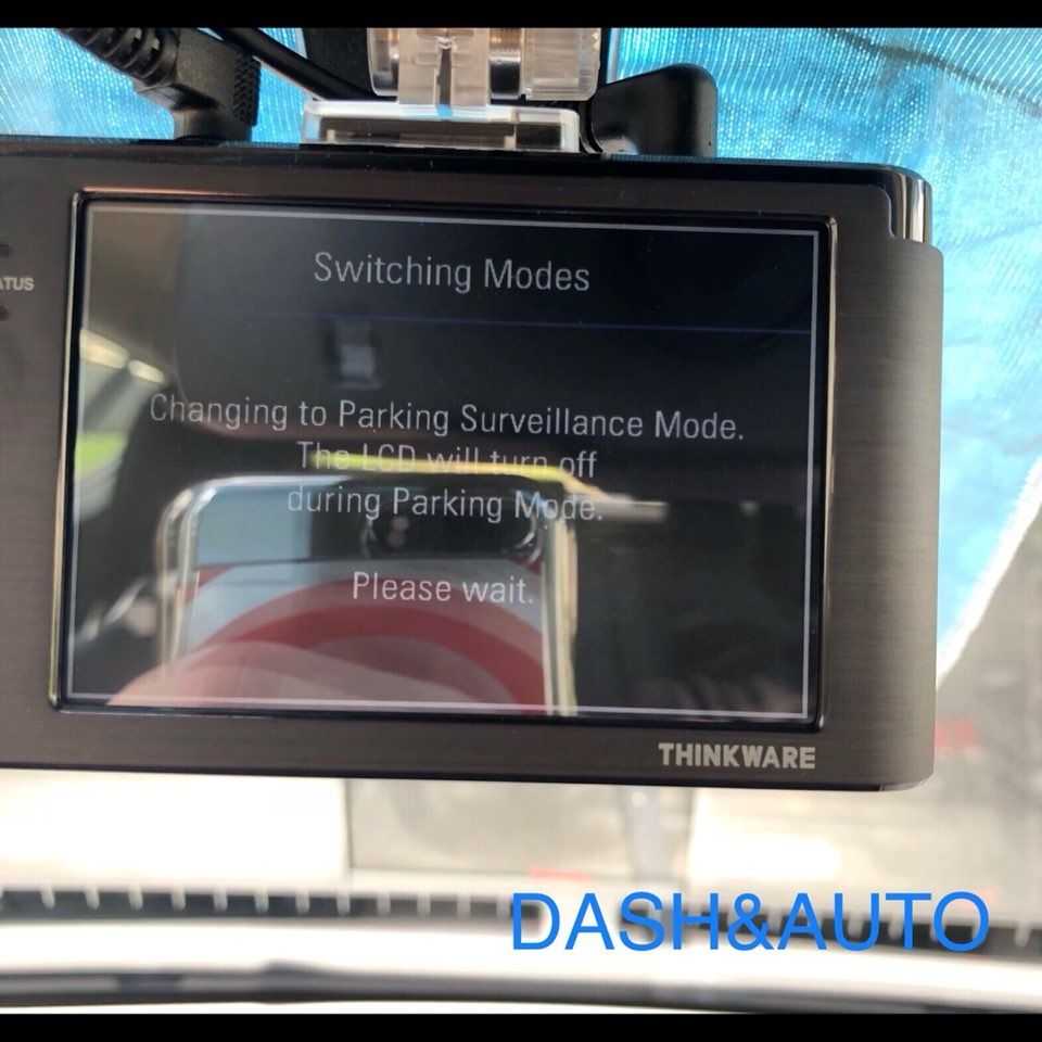 Dash Cam Installation On Lexus Ct 200h Auto Electrical Fuse Diagram The Is Automatically Switching Between Continuous Mode And Parking When Car Turned Off Assesses Voltage Condition In