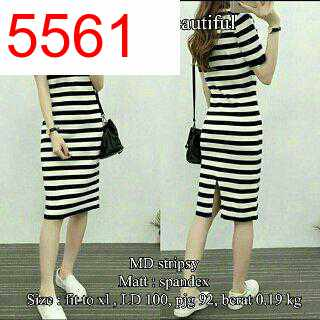 SUSUN SALUR DRESS HP - 5561