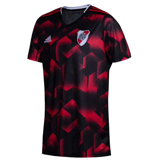 Nueva, Camiseta, Suplente, River, River Plate, 2019, Frente, Campeón de América