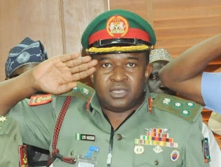 Army General Detained Over $1.4m Fraud As Another Scandal Rocks Buhari's Govt