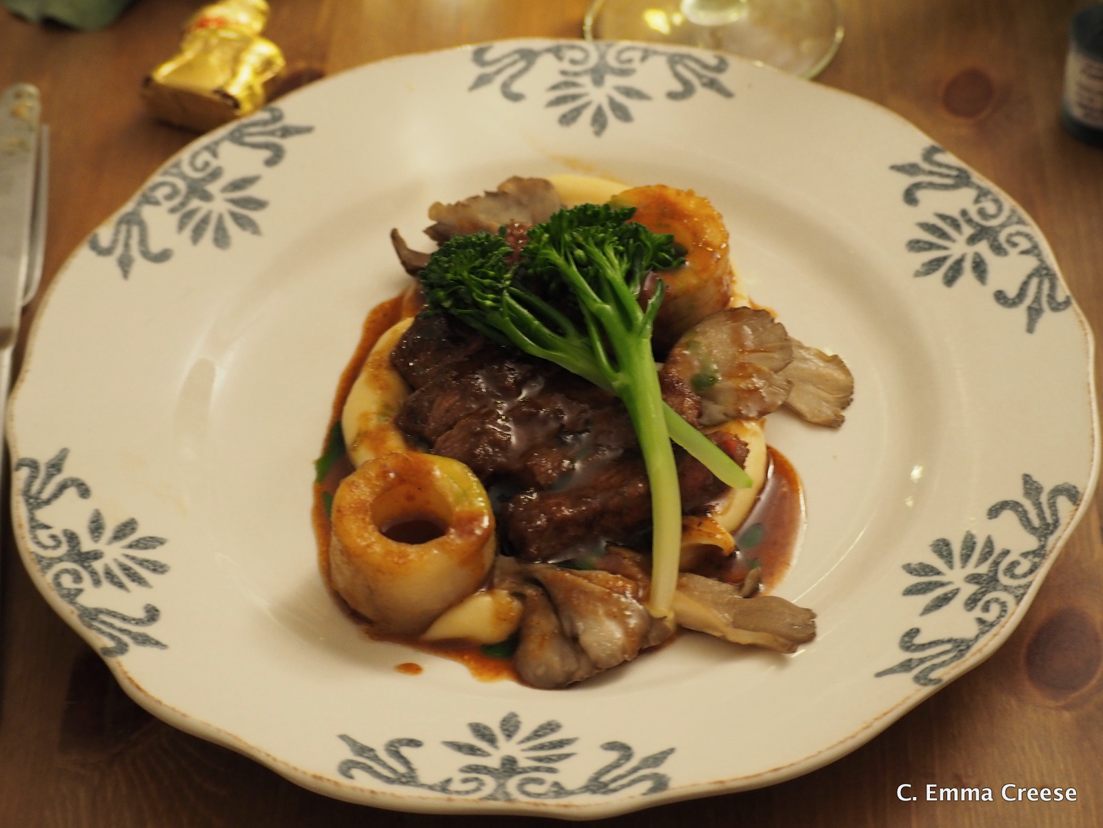 Dinner Party La Belle Assiette Fine Dining At Home Adventures of a London Kiwi