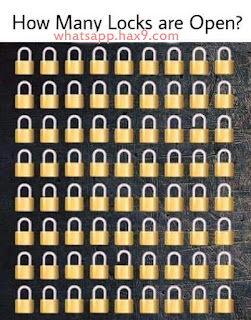 How many Locks are Open