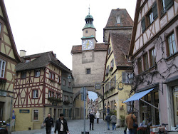 Rothenburg ob der Tauber, 2009