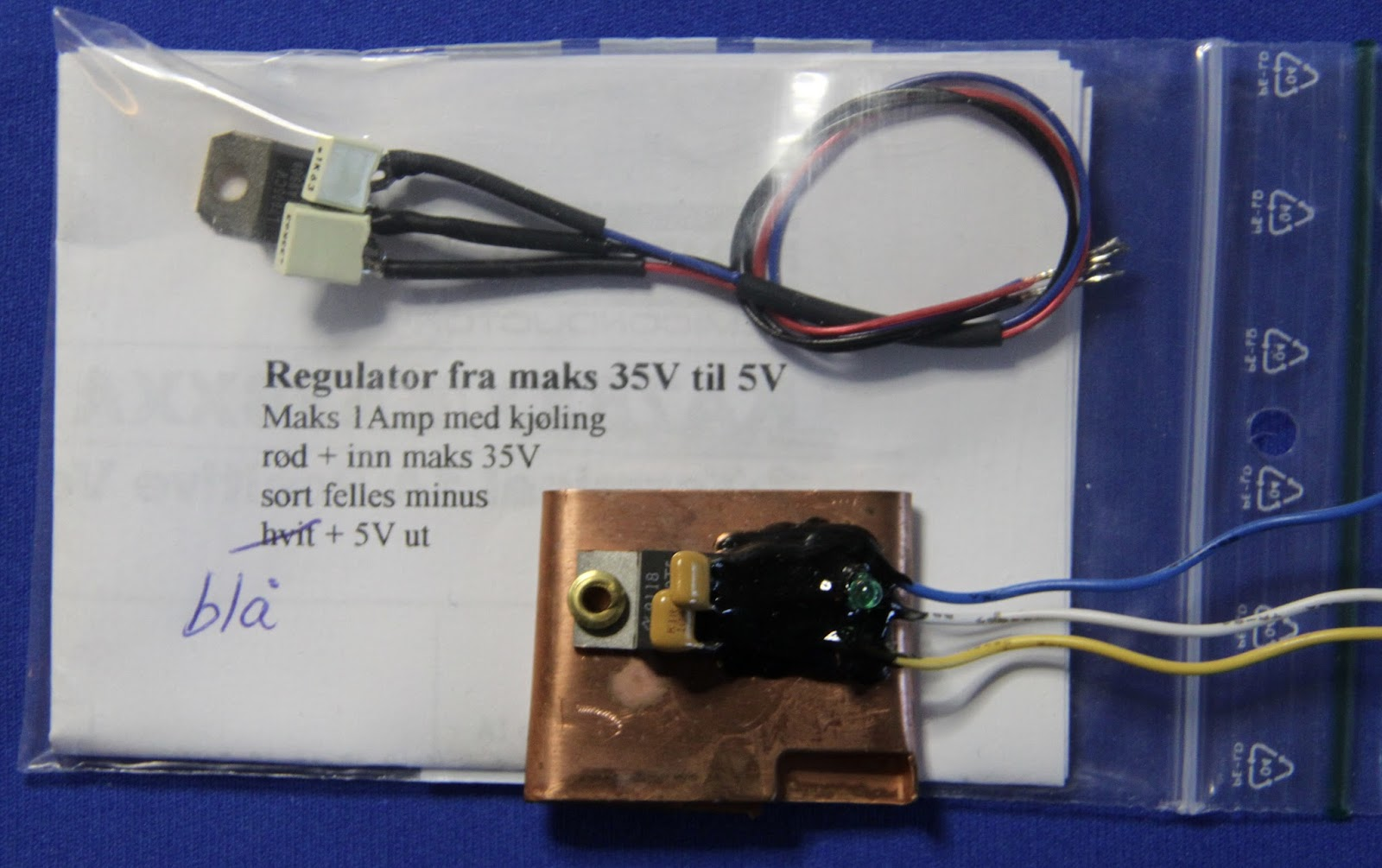 Modellbter Bec Battery Eliminator Circuit Pictures