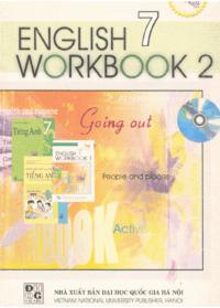 English 7 Workbook 2 - Võ Tâm Lạc Hương