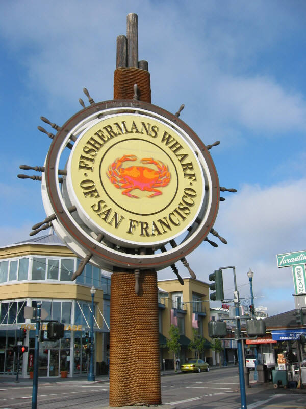 Fresh Crab Fishermans Wharf San Francisco