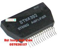 IC STK4392 điện tử