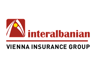 Interalbanian Logo Vector