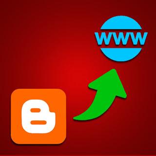 Setting .COM + Premium Template Untuk Blogspot Cuma Rp50k