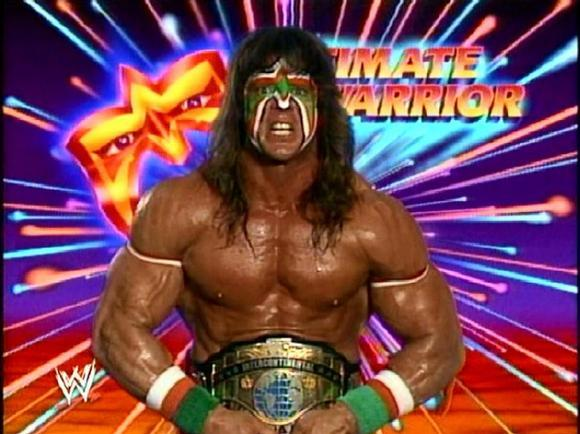 The Ultimate Warrior WWE win-loss record. StrengthFighter.com