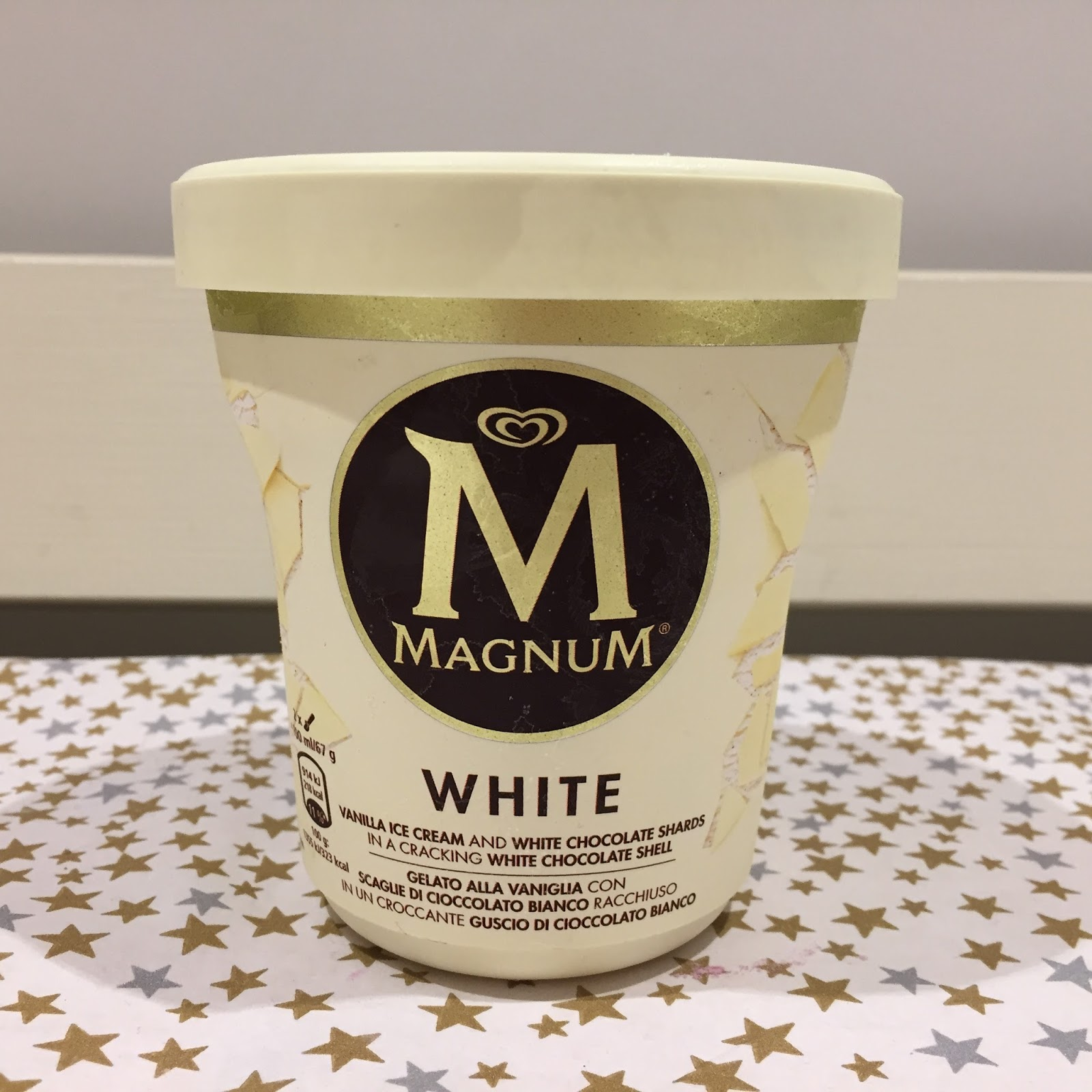 Archived Reviews From Amy Seeks New Treats: NEW! Magnum White Ice ...