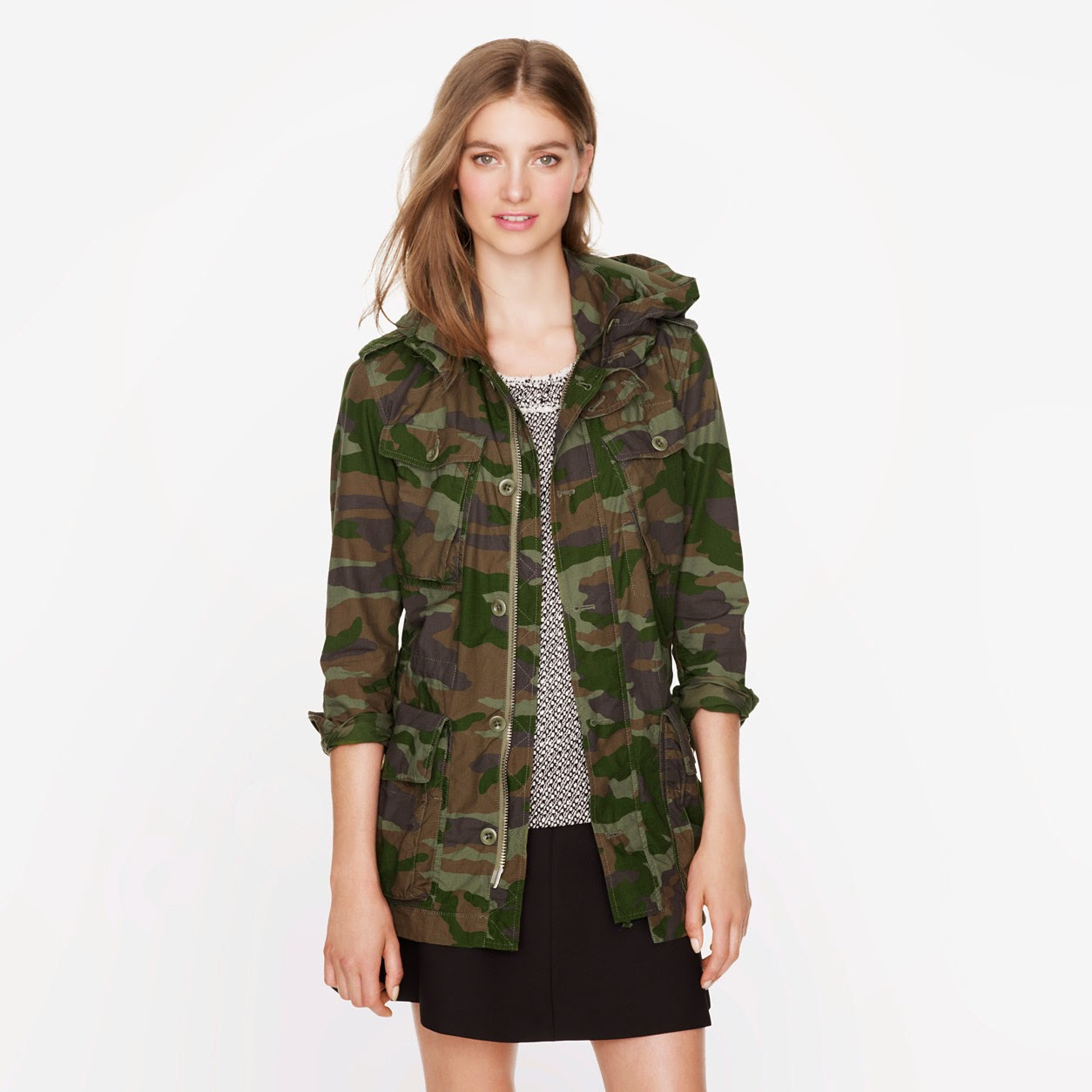 6d63da6e *Similarly is the C.Wonder Washed Cotton Camo Printed Anorak