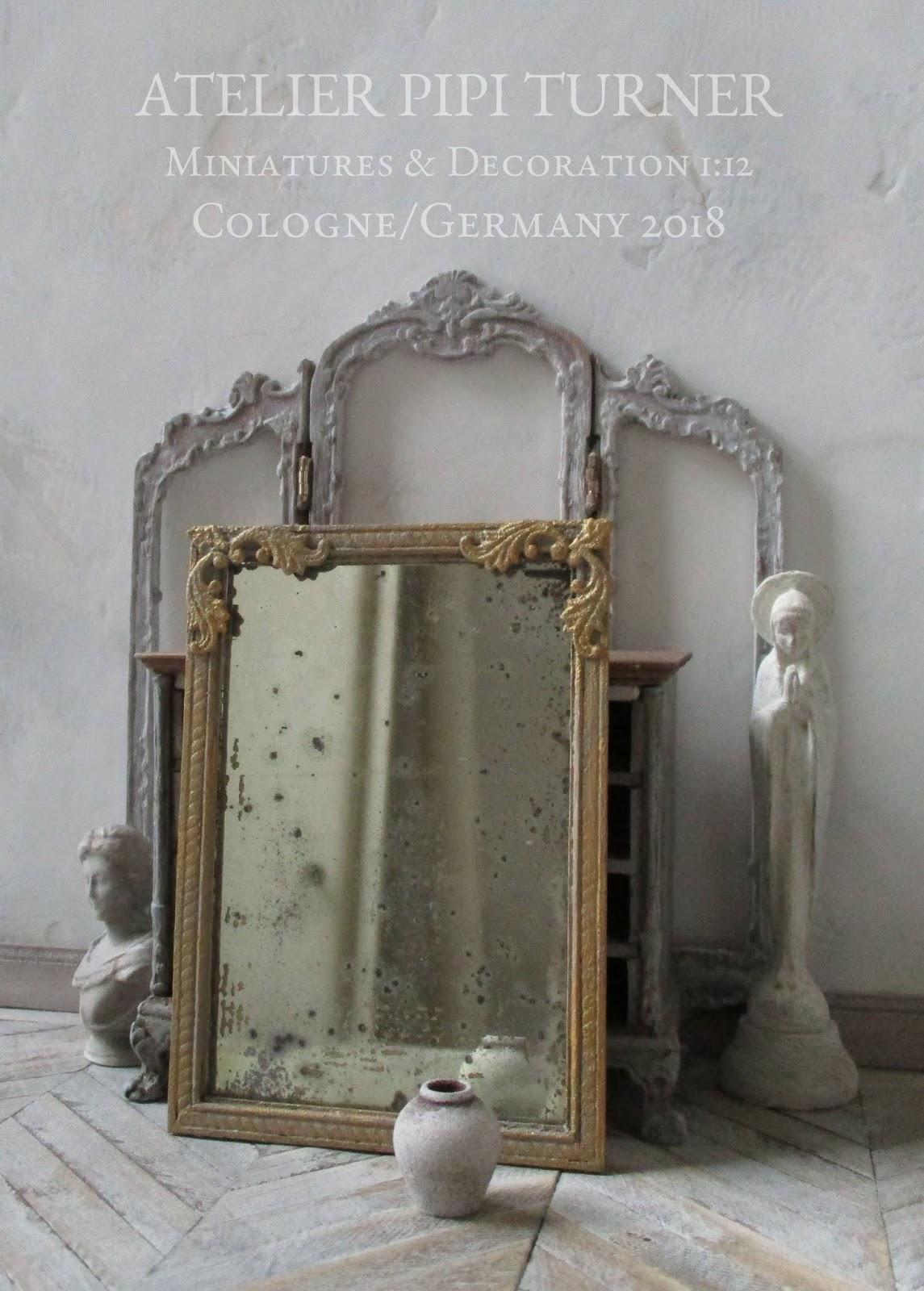 ✳ Antiker Spiegel ✳
