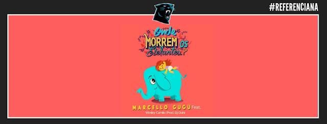 """Entenda o abraço fraterno de """"Onde morrem os elefantes?"""", novo som de Marcello Gugu."""