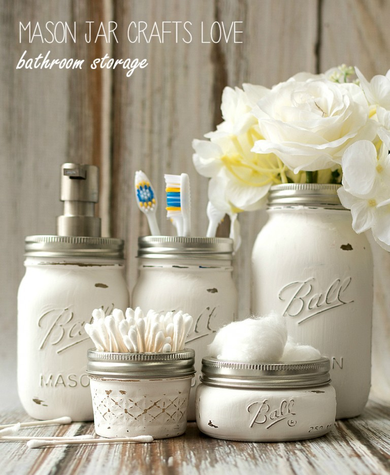 Spectacular  Mason Jar Project Ideas