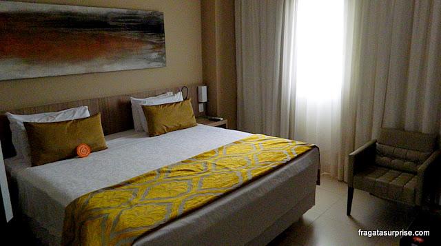 Hospedagem em Belo Horizonte - Quality Hotel Pampulha