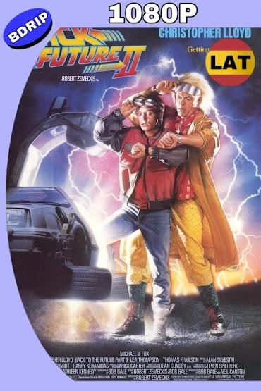Volver al Futuro II (1989) BDRip 1080P Latino-Ingles MKV