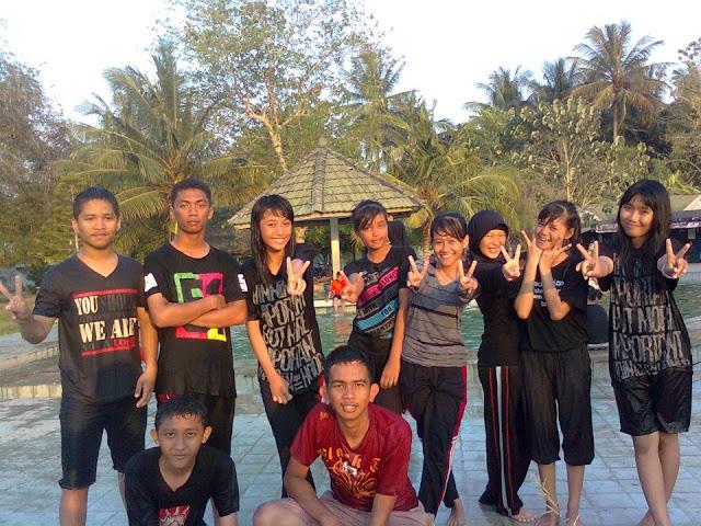 Trexter SMA Negeri 1 Pinrang di Sulili