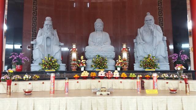 Doktrin Pokok dalam Agama Buddha