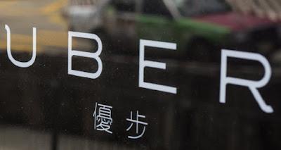 Mais de 16.000 pessoas assinaram petição contra saída da Uber de Macau