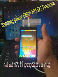 Samsung galaxy E7000 MT6572 Firmware @Flash Tool (598 MB)