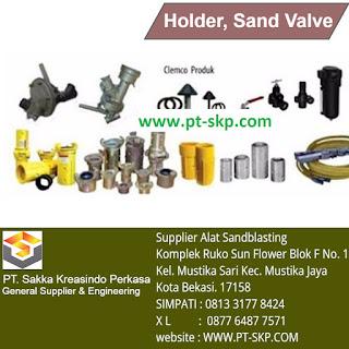 Jual Holder, sand Valve, Pop up Valve, Cooling, Air Hose - supplier sandblasting   Tokopedia