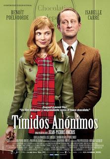 Cartel: Tímidos anónimos (2010)