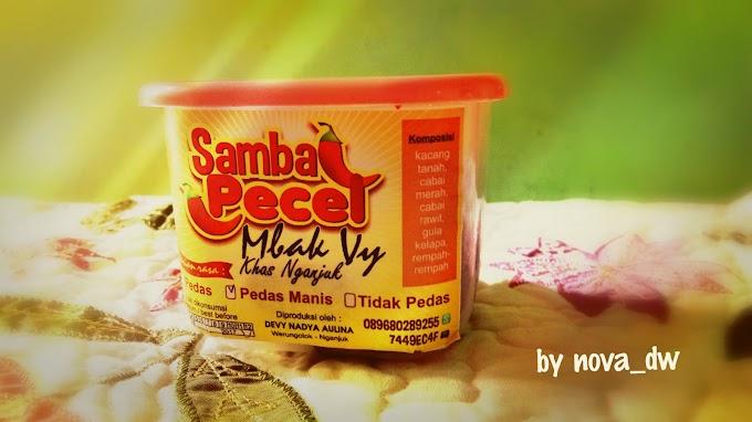 Review 'Sambal Pecel Mbak Vy'