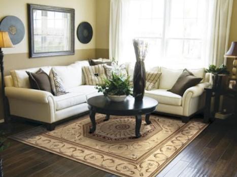 Contoh karpet yang cocok untuk rumah model minimalis
