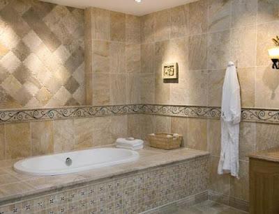 Плочки за баня – декоративни елементи