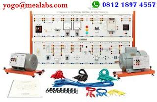 alat peraga instalasi daya listrik