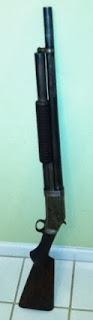 Model 1897 Winchester Pump Shotgun