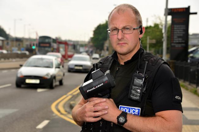 2,500 snared as police crackdown on Bradford's danger drivers with Operation Steerside