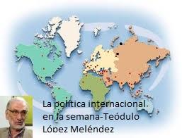 Te dulo l pez mel ndez la pol tica internacional en la for La politica internacional