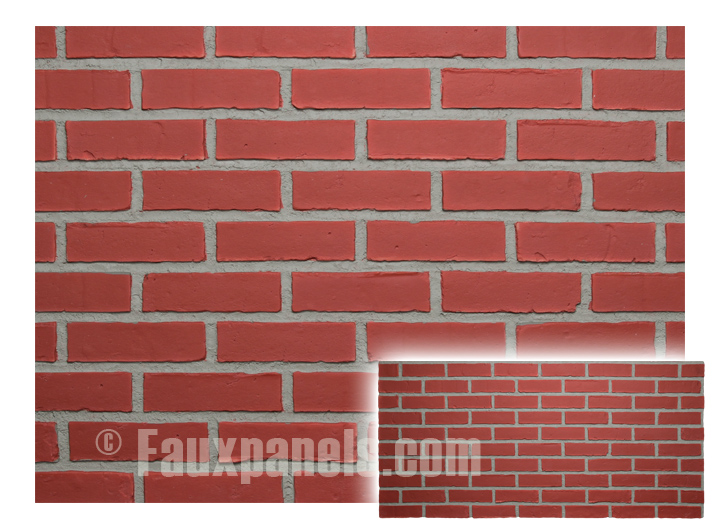 Brick Vector Picture Brick Veneers: Brick Vector Picture: Brick Siding Panels