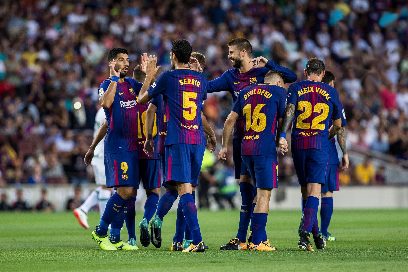 Barcelona Targetkan Treble Winner Pada Musim Ini