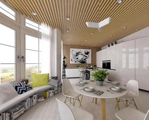dapur kitchenset rumah minimalis modern