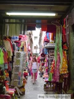 Alcaicería em Granada