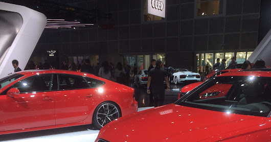 Six Branding Tips from the LA Auto Show
