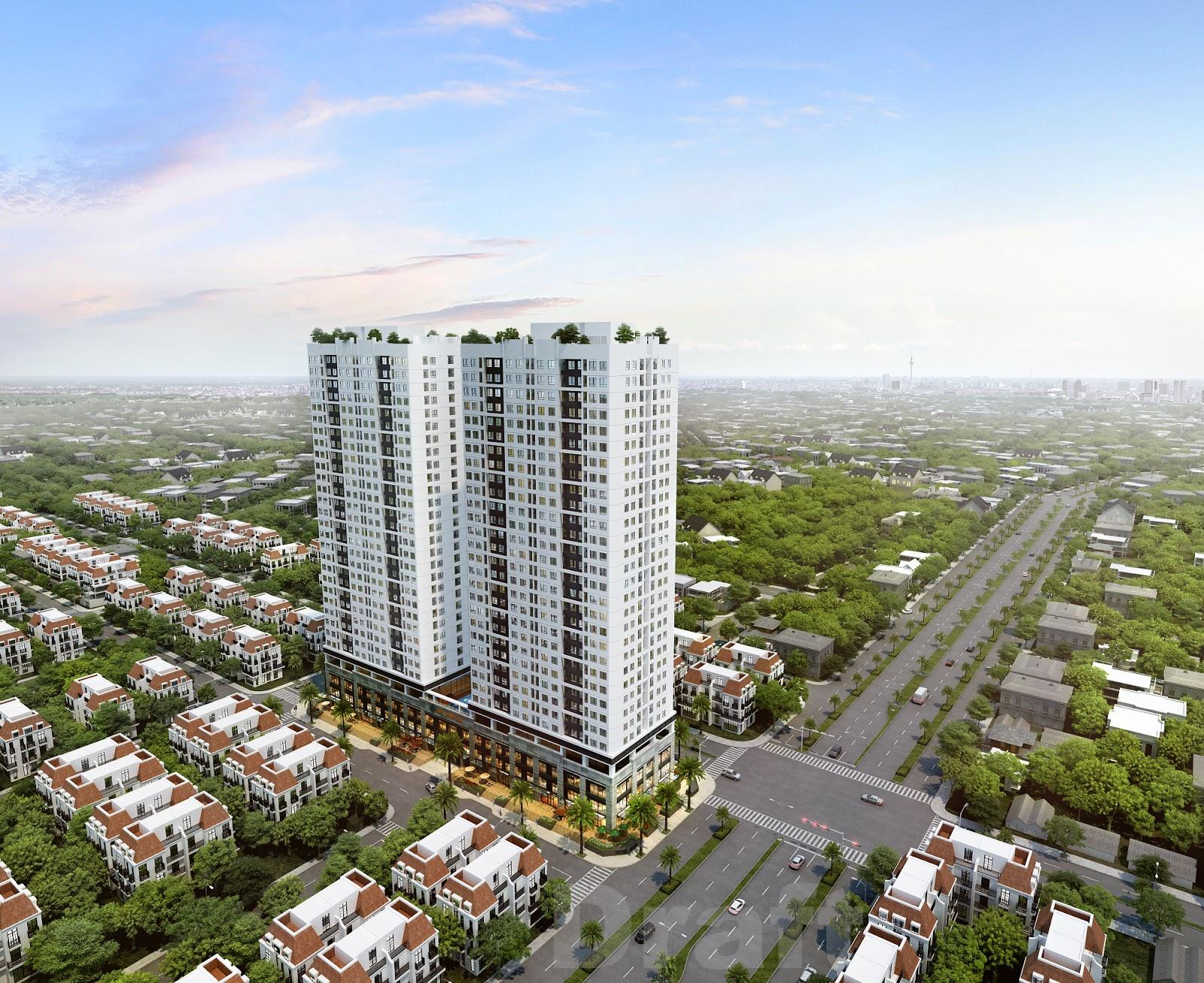Đối thủ cạnh tranh với chung cư ICID Complex, là những dự án nào?