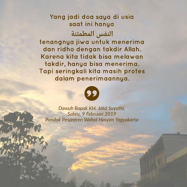 Pondok Pesantren Wahid Hasyim Yogyakarta