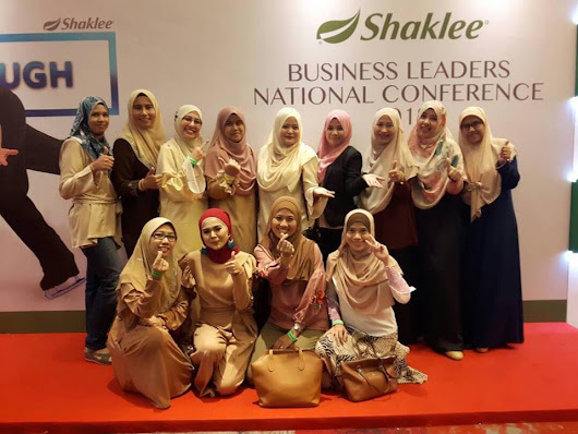 shaklee bussiness leaders conference 2018
