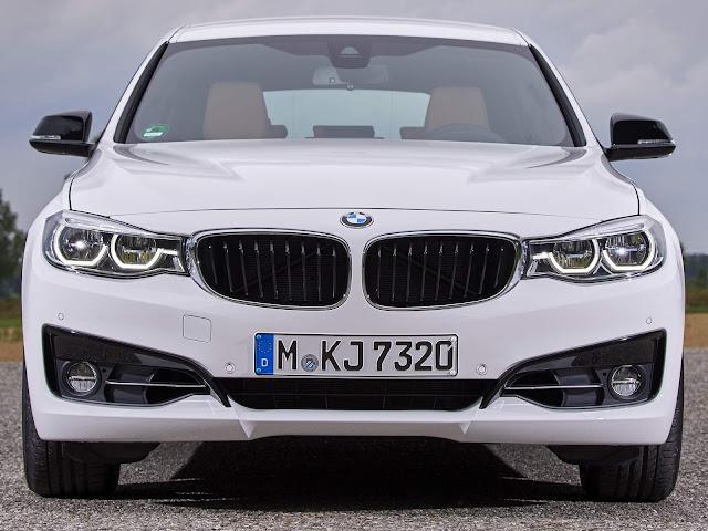 Novo BMW Série 3 Gran Turismo