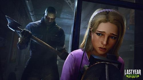 Last Year: The Nightmare Gameplay